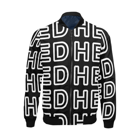HEED NYC OTL Jacket All Over Print Bomber Jacket - HEED NYC