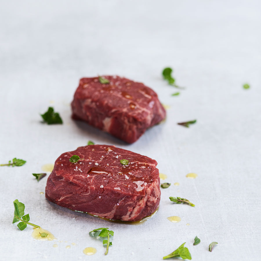 Tenderloin filet steak