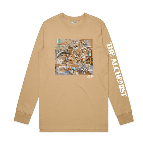 The Price Of Tea In China: Deluxe Edition (Longsleeve Tan Shirt)