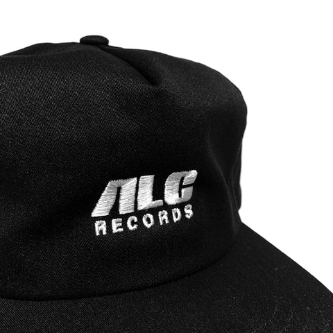 ALC Records (5 Panel Black Hat)