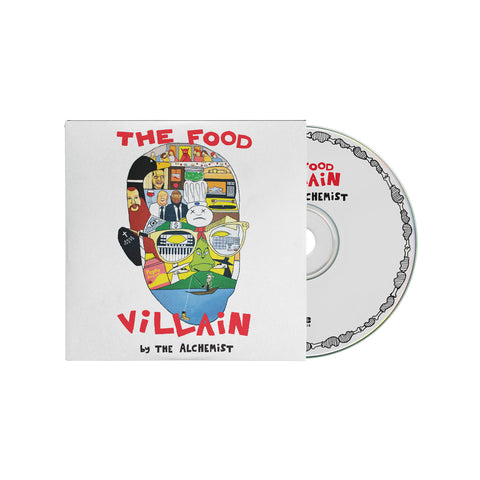 The Food Villain (CD)