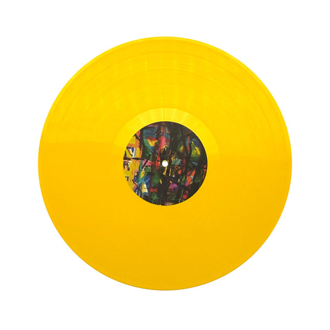 A Doctor, A Painter And An Alchemist Walk Into A Bar (Yellow Vinyl LP + Slipcase & Book)