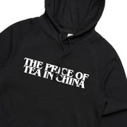 The Price Of Tea In China (Black Hoodie)