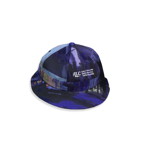 ALC Records: Warm & Cool (All-Over-Print Bucket Hat)
