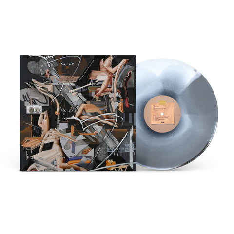 The Price Of Tea In China (Grey October Vinyl LP)