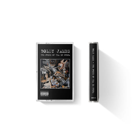 The Price Of Tea In China (Cassette)