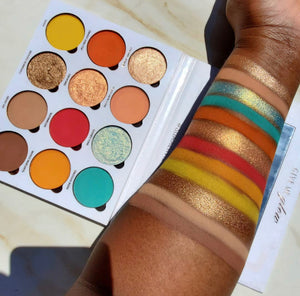 SUMMER VIBES PALETTE