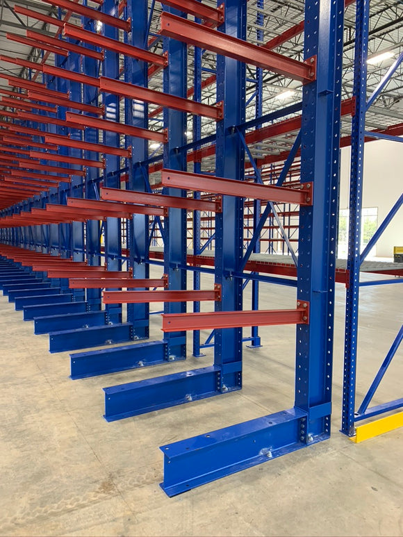 Used Cantilever Racking