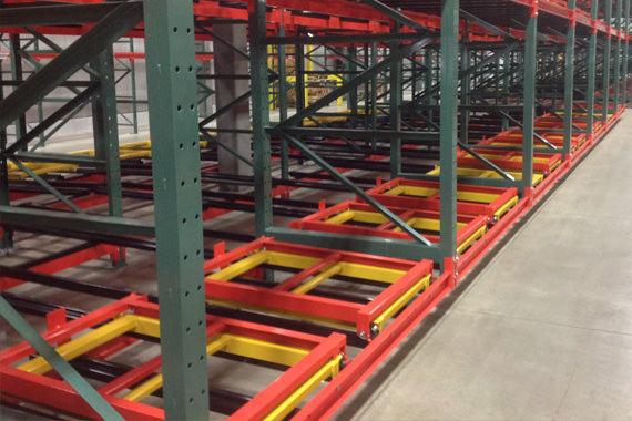 Used Pallet Rack Systems