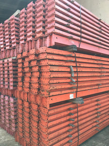 used teardrop beams 100""