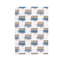 Load image into Gallery viewer, Flying Carriage Tea Towel