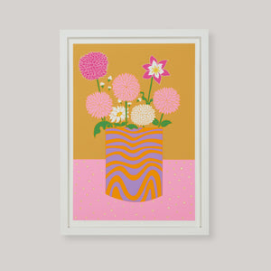 Bloom Everyday Art Print