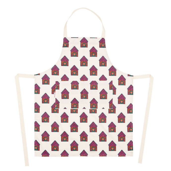 Home Is Where the Heart Is Apron