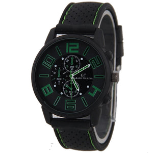 Mens Watch Set #1 - 6 Fantastic Watches with Display Case