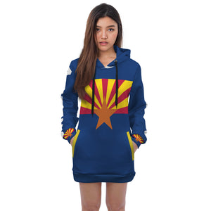 Arizona Hoodie Dress