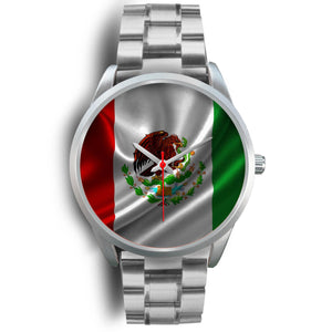 Mexico Watch - Stainless Steel - Japanese Movement