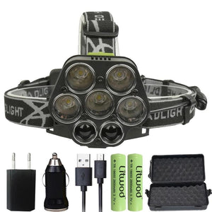 High Power Led Headlight 25000LM