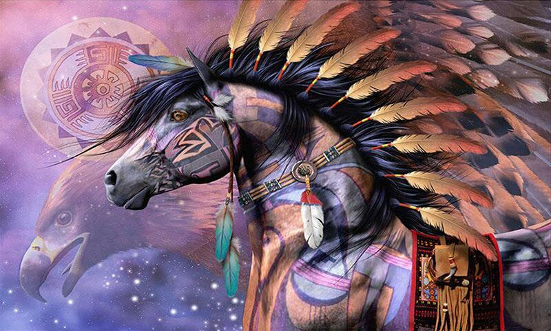 Horse Warriors