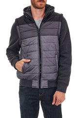 Talan Nylon Fleece Jacket