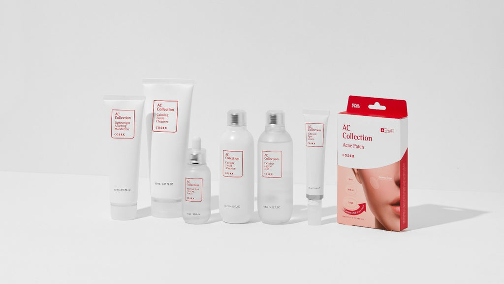 Spoltlight: COSRX AC (Acne-Care) Collection