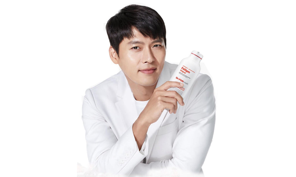 Hyun Bin Revealed As Dr.FORHAIR's Brand Ambassador