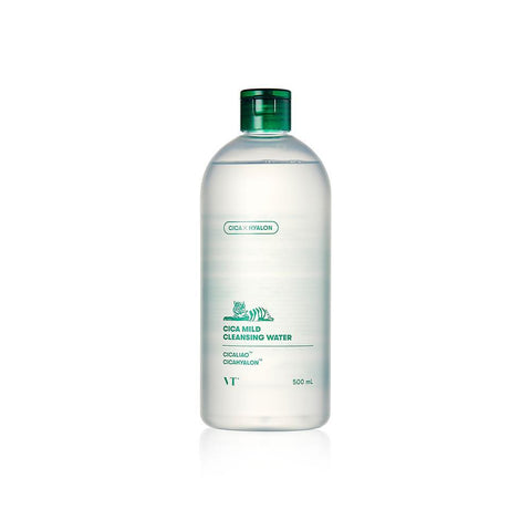 vt cosmetics cica cleansing water