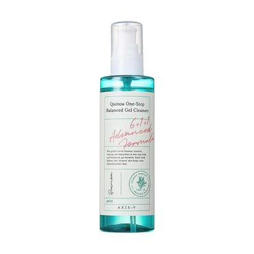 axis y quinoa one step balancing gel cleanser