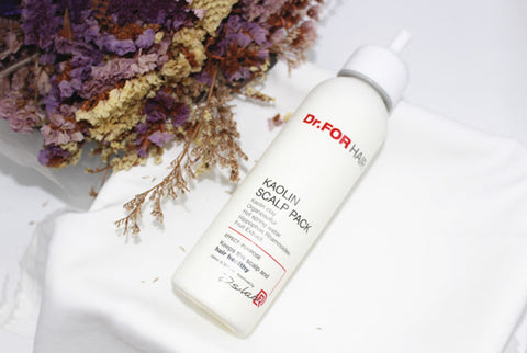 dr.forhair kaolin scalp pack