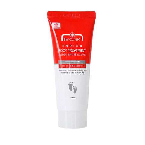 3W CLINIC Enrich Foot Treatment (100ml)