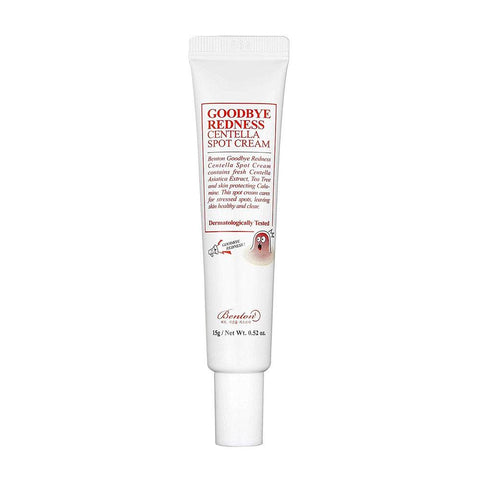 Benton Goodbye Redness Centella Spot Cream (15g)