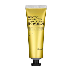 Benton Shea Butter and Coconut Hand Cream (50g)