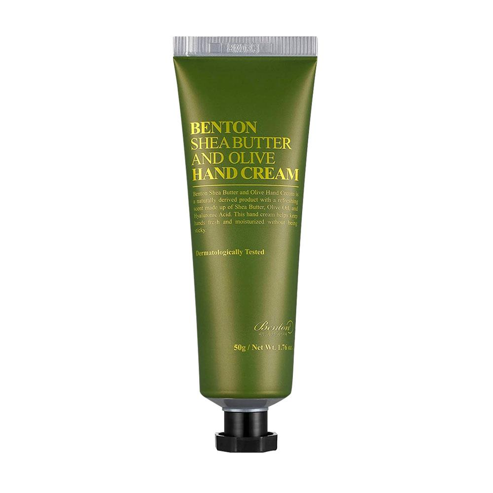 Benton Shea Butter and Olive Hand Cream (50g)