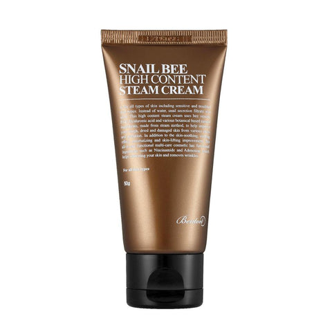 Benton Snail Bee High Content Steam Cream (50g)