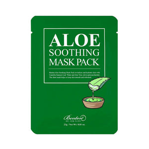 Benton Aloe Soothing Mask Pack (23g)