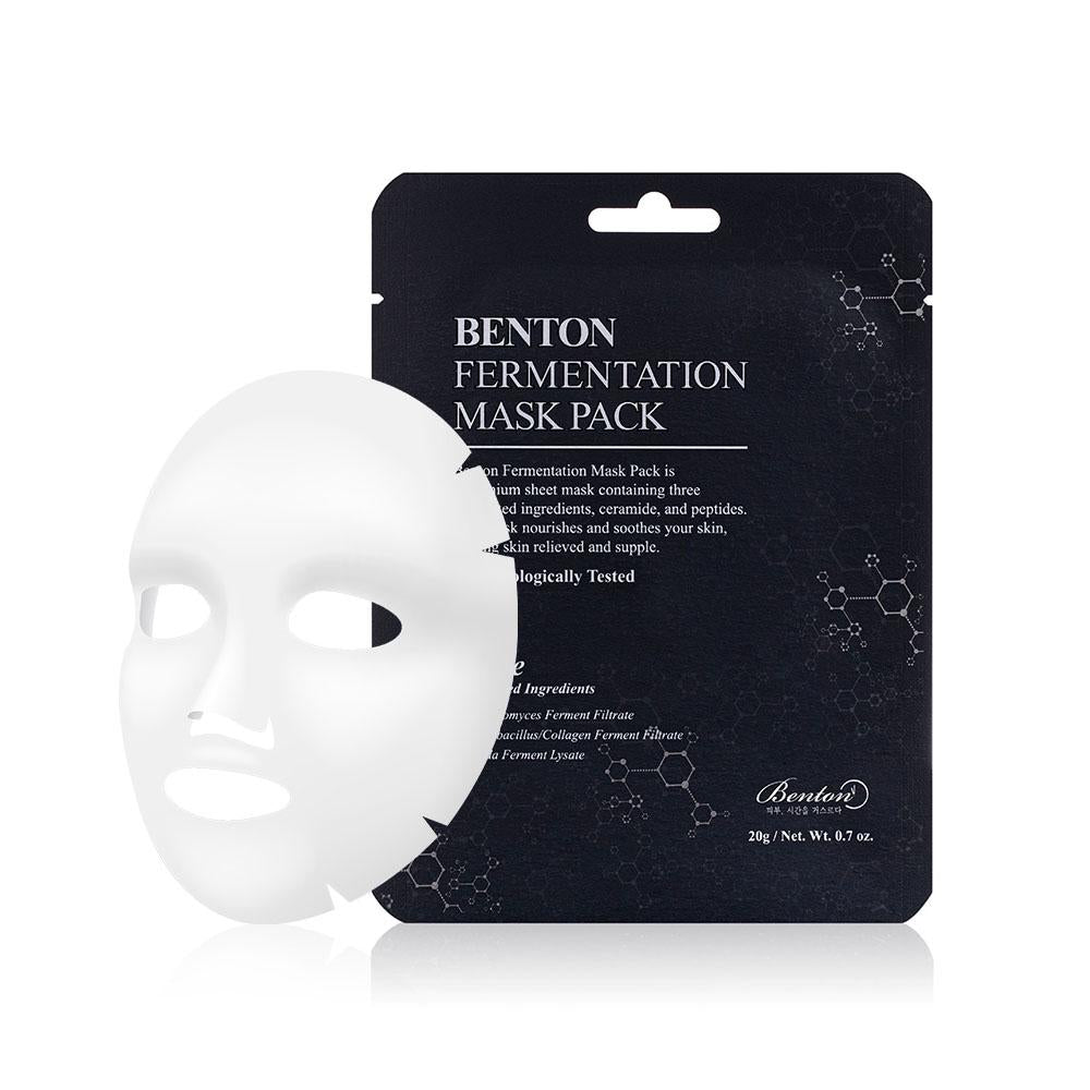 Benton Fermentation Mask Pack (20g)