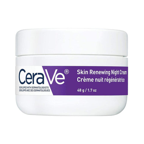 CeraVe Skin Renewing Night Cream (48g)