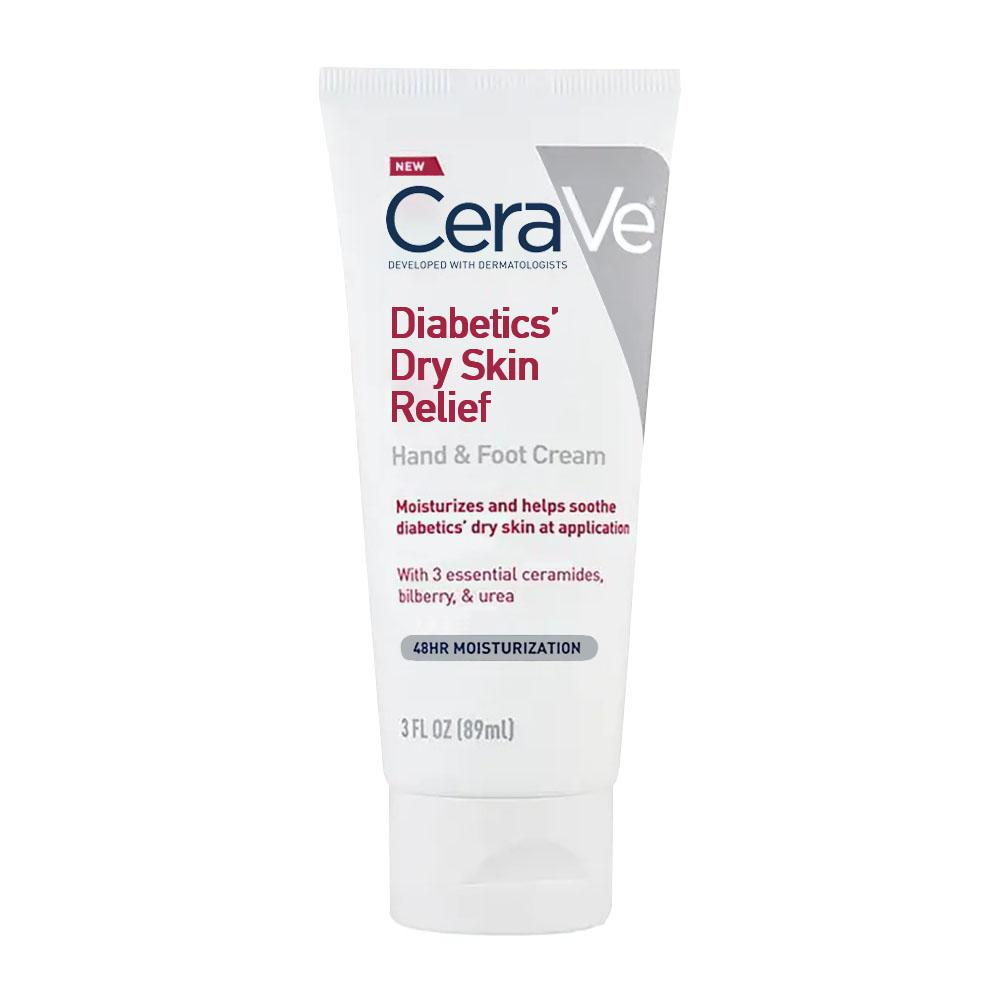 CeraVe Diabetics' Dry Skin Relief (89ml)