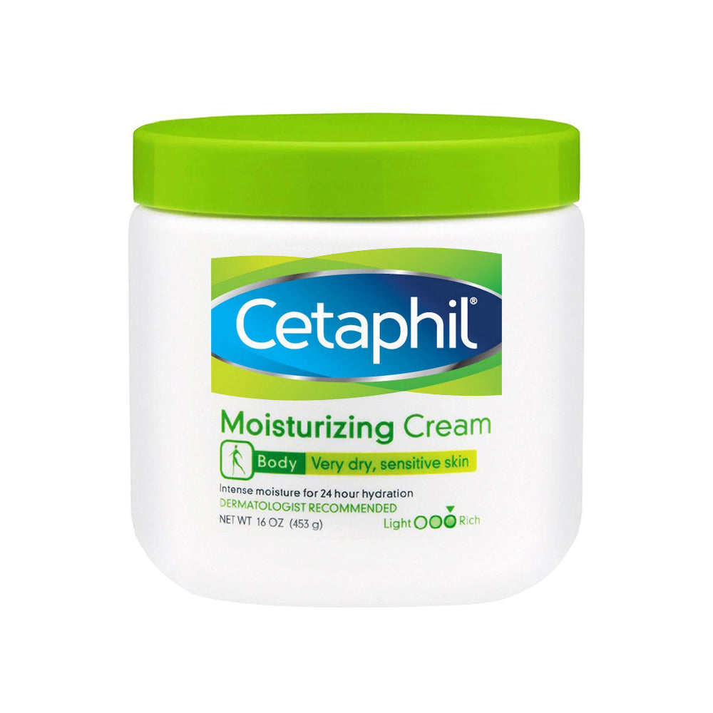 Moisturizing Cream (453g)