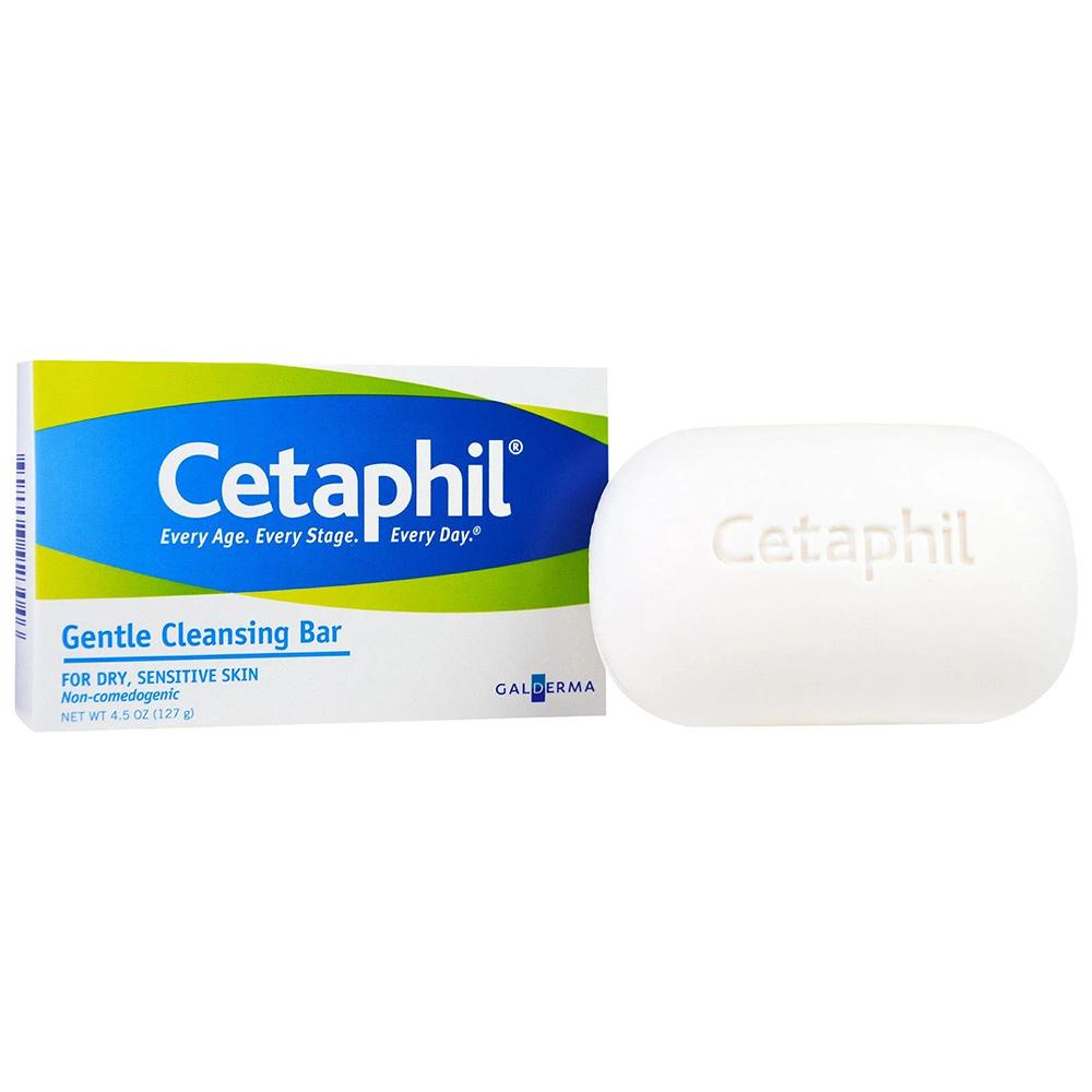 Cetaphil Gentle Cleansing Bar (127g)