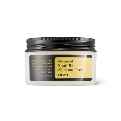 Advanced Snail 92 All In One Cream (100g)