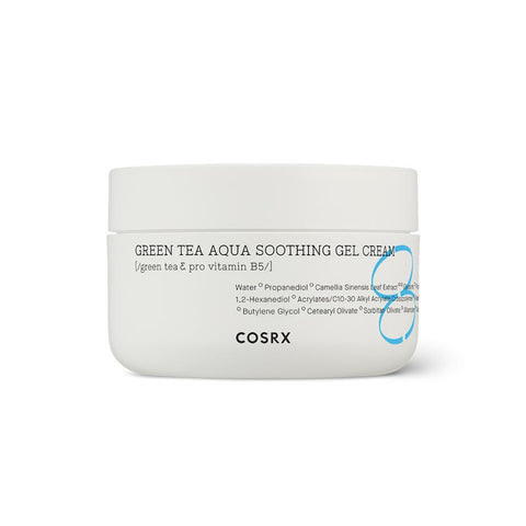 COSRX Green Tea Aqua Soothing Gel Cream (50ml)