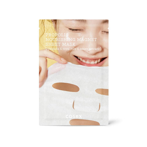 COSRX Full Fit Propolis Nourishing Magnet Sheet Mask (1pc)