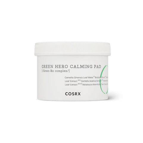 COSRX One Step Green Hero Calming Pad (70pcs)