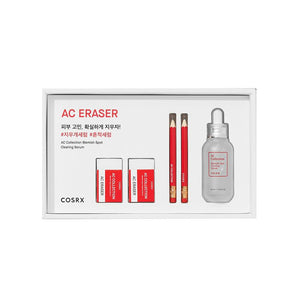 COSRX AC Collection Blemish Spot Clearing Serum Special Kit (Set)