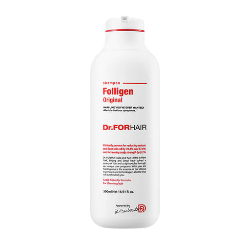 Dr.FORHAIR Folligen Shampoo (500ml)