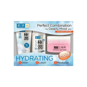 Hada Labo Gokujyun Hydrating Set - Moist (Set)