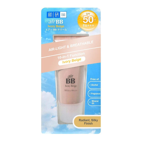Hada Labo Air BB Cream - Ivory Beige (40g)