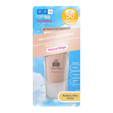 Hada Labo Air BB Cream - Natural Beige (40g)