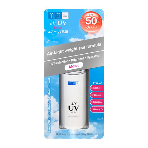 Hada Labo Air UV Sunscreen - Moist (30g)