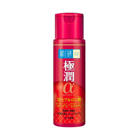 Hada Labo Gokujyun Lifting + Firming Lotion - Rich (170ml)